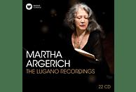 Martha Argerich, VARIOUS - Martha Argerich-The Lugano Recordings [CD]