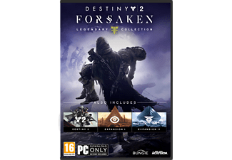 ACTIVISION Destiny 2 Forsaken Legendary Edition PC Oyun