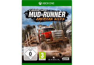 Xbox One - Spintires: MudRunner – American Wilds /D
