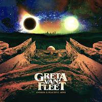 Greta Van Fleet - Anthem of the Peaceful Army [CD]