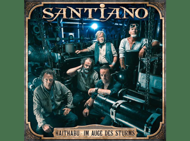 Santiano Haithabu Im Auge Des Sturms (CD)