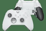 MICROSOFT Xbox Elite Wireless Controller White Controller, Weiß