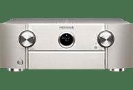 MARANTZ SR6013 AV-Receiver (9.2 Kanäle, 185 Watt pro Kanal, Silbergold)