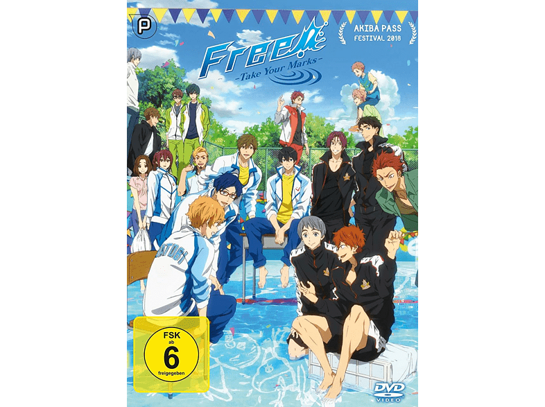 Free! Take your marks [DVD]