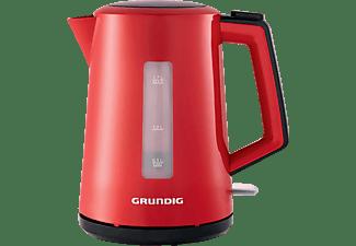 GRUNDIG WK 4620 R Wasserkocher, Rot