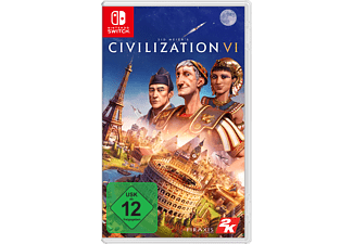 Sid Meier's Civilization VI - [Nintendo Switch]
