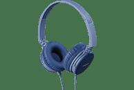 THOMSON HED2207, On-ear Kopfhörer Blau