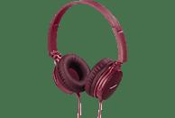 THOMSON HED2207, On-ear Kopfhörer Rot