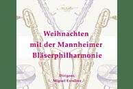 M./Mannheimer Bläserphilharmonie Ercolino - Weihnachten mit der Mannheimer Bläserphilharmonie [CD]