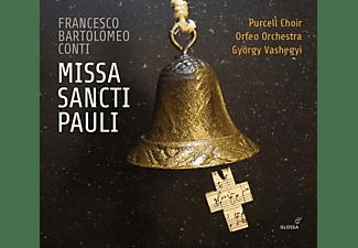 Kalafszky/Barany/Vashegyi/Purcell Choir/Orfeo Orch - Missa Sancti Pauli  - (CD)