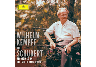 Wilhelm Kempff - The Schubert Recordings On DG (Ltd.Edt.) [CD]