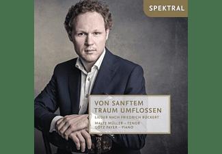 Müller,Malte/Payer,Götz - Von sanftem Traum umflossen-Rückert-Lieder  - (CD)