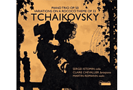 Istomin/Chevallier/Reimann - Variations on a Rococo theme in A Major op.33 [CD]