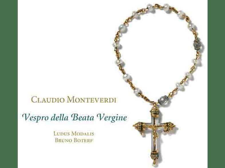 Bruno / Ludus Modalis Boterf - Vespro della Beata Vergine [CD]