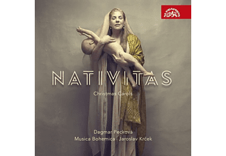 Peckova/Jakubu/Krecek/Musica Bohemica/Gentlemen S. - Nativitas-Christmas Carols  - (CD)
