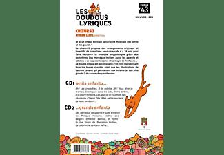 Choeur 43 - LES DOUDOUS LYRIQUES  - (CD)