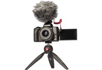 CANON M50 BK M15-45 IS Vlogger Kit