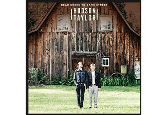 Hudson Taylor - Bear Creek To Dame Street - (Vinyl)
