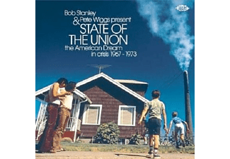 VARIOUS - State Of The Union-American Dream In Crisis 1967-7  - (CD)