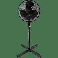 OK. OSF 4331 B Standventilator Schwarz (50 Watt)