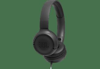 JBL Tune 500, On-ear Kopfhörer Schwarz