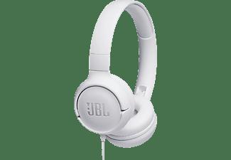 JBL Tune500, On-ear Kopfhörer Weiß