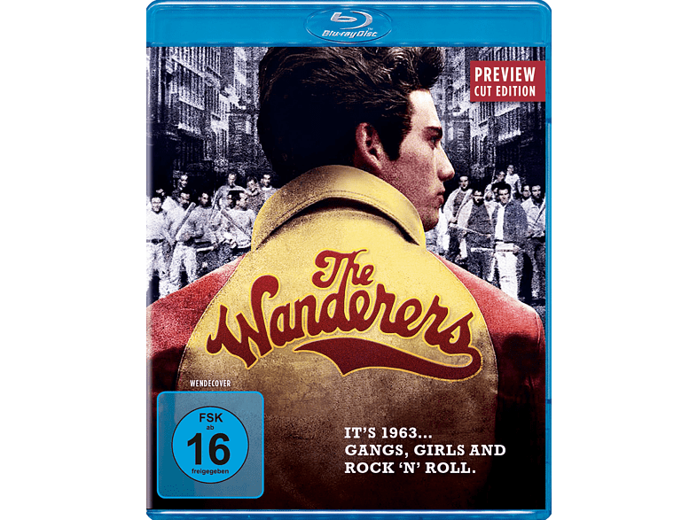 The Wanderers [Blu-ray]
