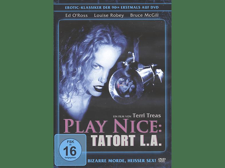 Play Nice - Tatort L.A. [DVD]