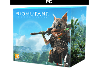 Biomutant Collector's Edition UK/FR PC