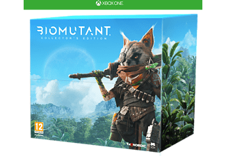 Biomutant Collector's Edition UK/FR Xbox One