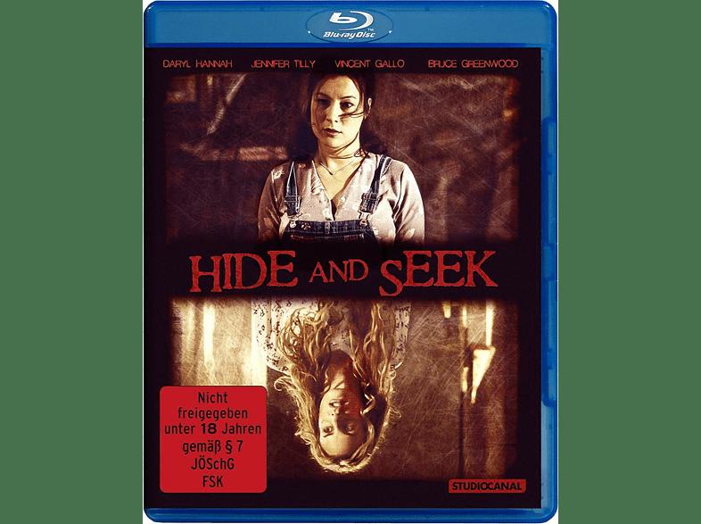 Hide and Seek [Blu-ray]
