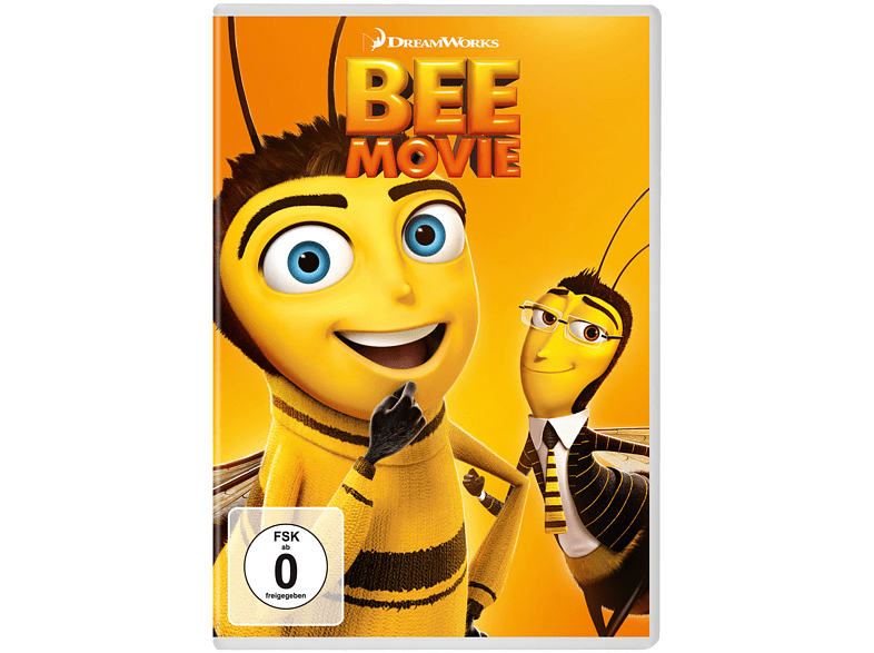 Bee Movie - Das Honigkomplott [DVD]