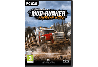 PC - Spintires: MudRunner – American Wilds /D