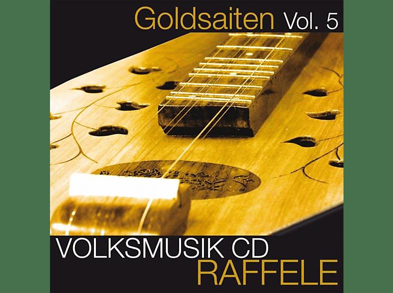 VARIOUS - Goldsaiten Vol.5-Volksmusik CD Raffel [CD]