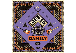 Damily - Valimbilo - (CD)