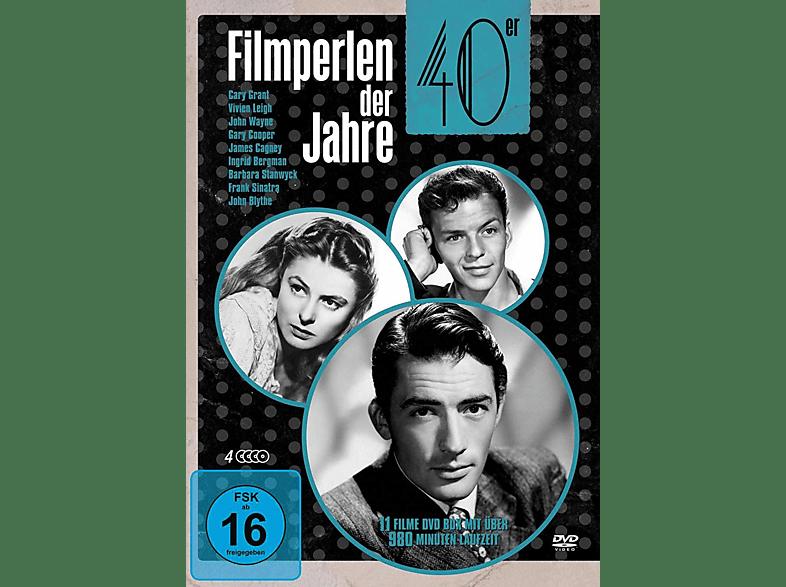 Filmperlen der 40er Jahre-Deluxe Box [DVD]