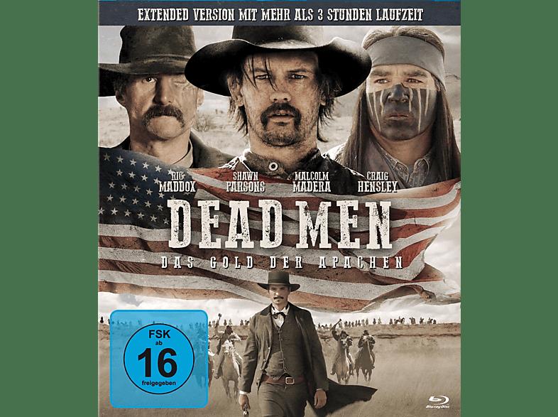 Dead Men - Das Gold der Apachen [Blu-ray]
