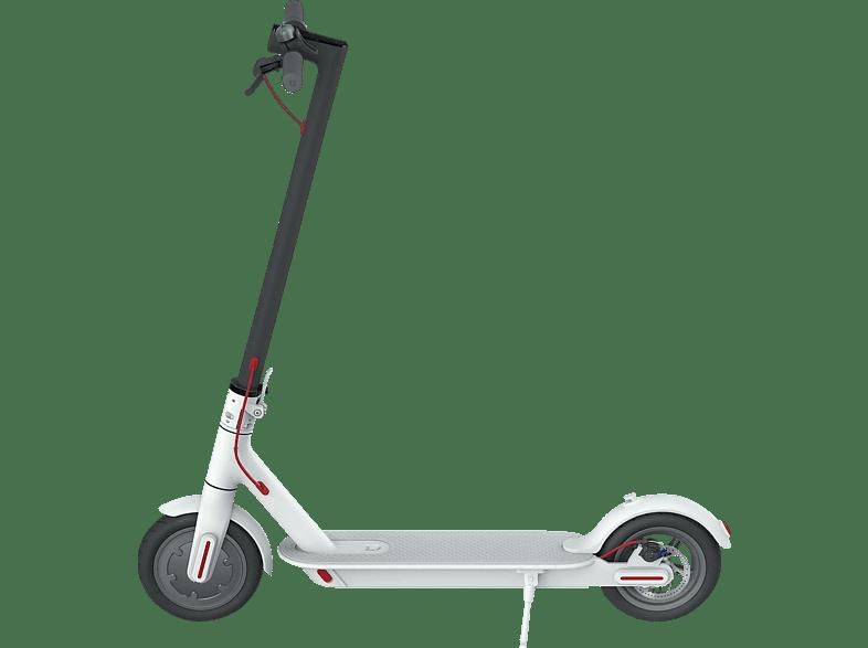 Patinete Eléctrico Xiaomi Mi Electric Scooter M365 25 Km H Autonomía 30 Km Plegable Blanco