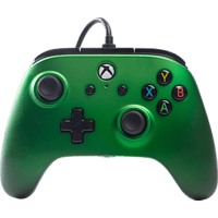POWER A XboxOne & PC Wired Controller, Emerald Fade