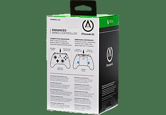 POWER A XboxOne & PC Wired Controller Sapphire Fade