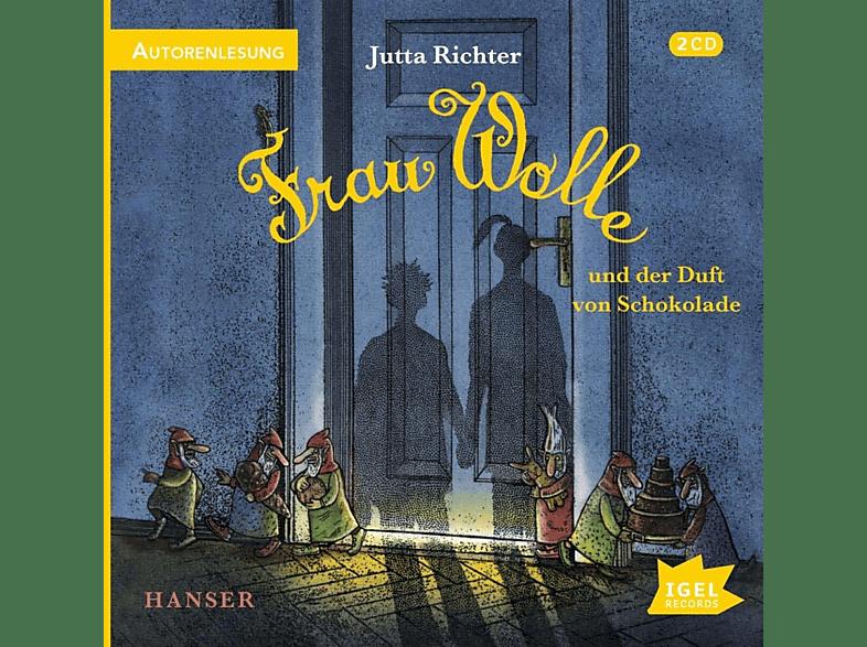 Jutta Richter - Frau Wolle und der Duft von Schokolade  - (CD)