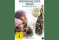 Weihnachtsspass für Gross und Klein - 3 Filme Ed. [DVD]