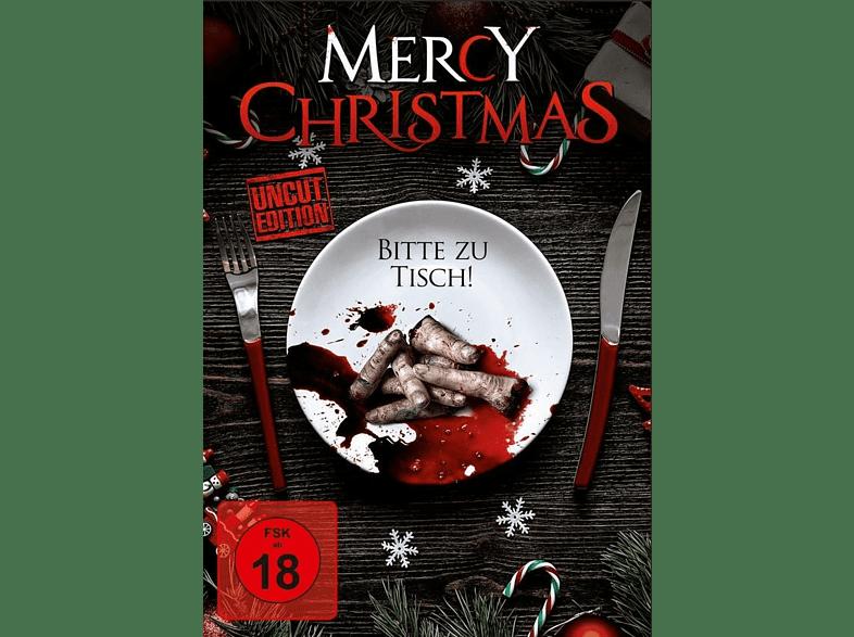 Mercy Christmas - Bitte zu Tisch! (Uncut-Edition) [DVD]