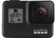 GOPRO HERO7 Black Action Cam 4K (60fps), WLAN, Touchscreen