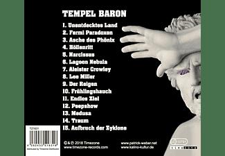 Tempel Baron - Tempel Baron  - (CD)