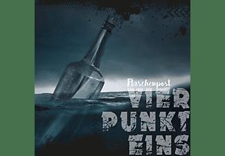 Vierpunkteins - Flaschenpost  - (CD)