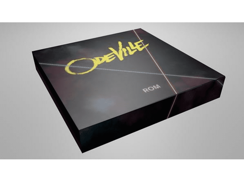 Odeville - Rom-Boxset (2LP/CD/Bag/Book/Poster) [Vinyl]