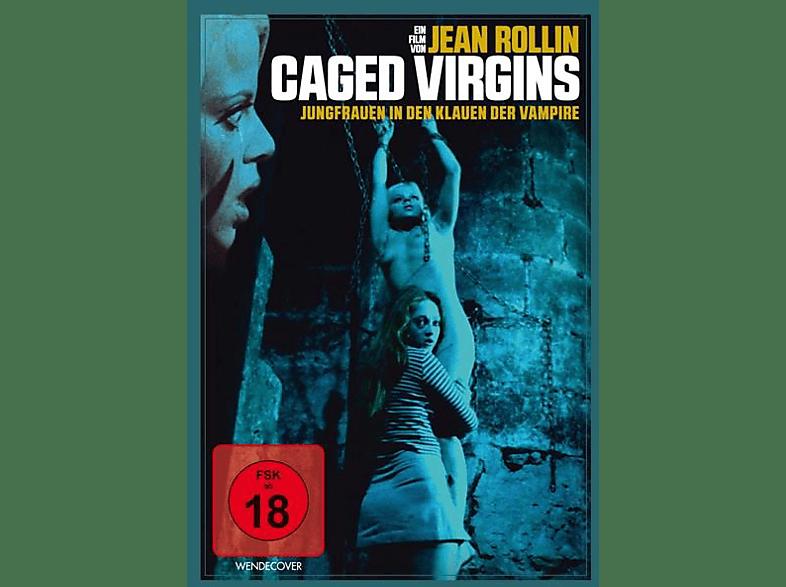 Caged Virgins - Jungfrauen in den Klauen der Vampire [DVD]