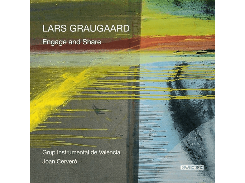 Joan/grup Instrumental De València Cerveró - Engage and Share [CD]