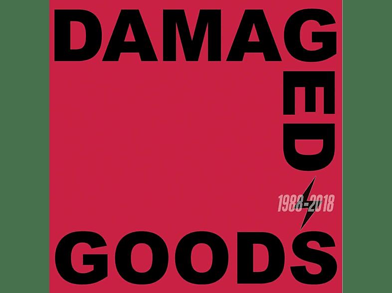 VARIOUS - Damaged Goods 1988-2018 [CD]